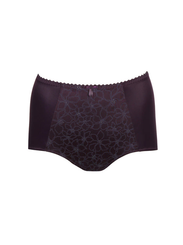 Gracious Shapewear Briefs - Amethyst