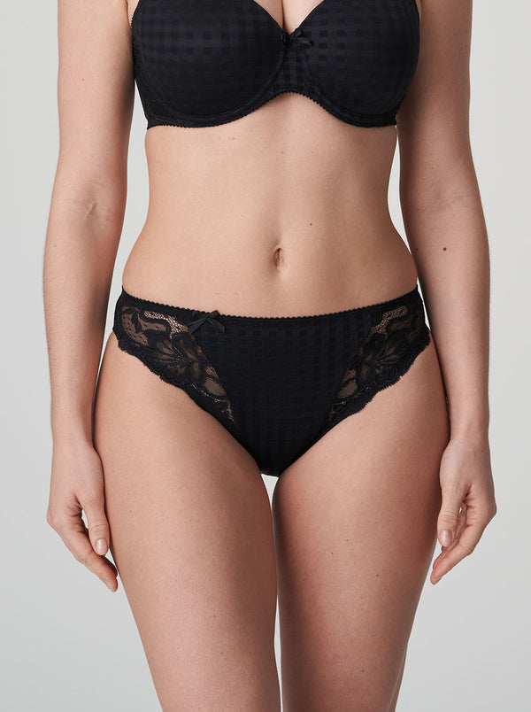 Madison Rio Briefs - Black