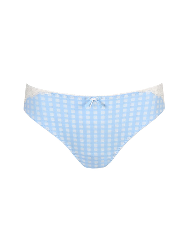 Madison Rio Briefs - Bluebell