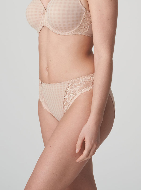 Madison Rio Briefs - Caffe Latte