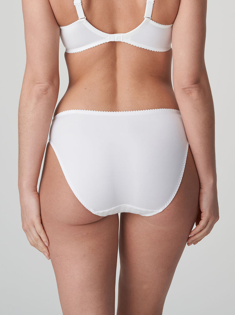 Madison Rio Briefs - White