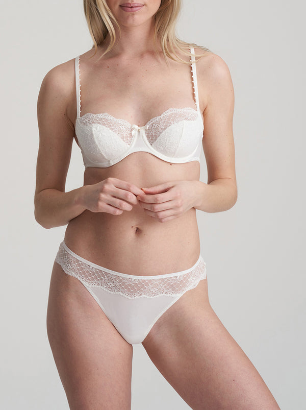 Pearl Thong - Natural