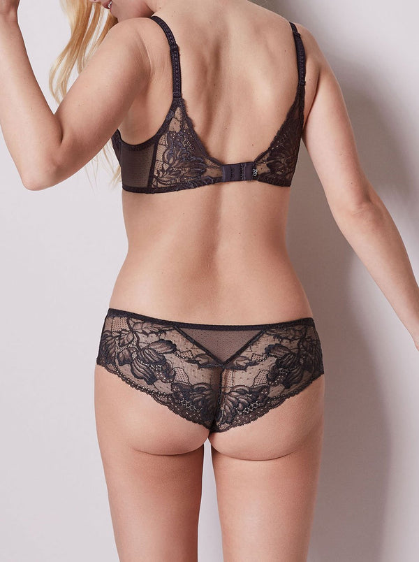 Promese Shorty - Charcoal
