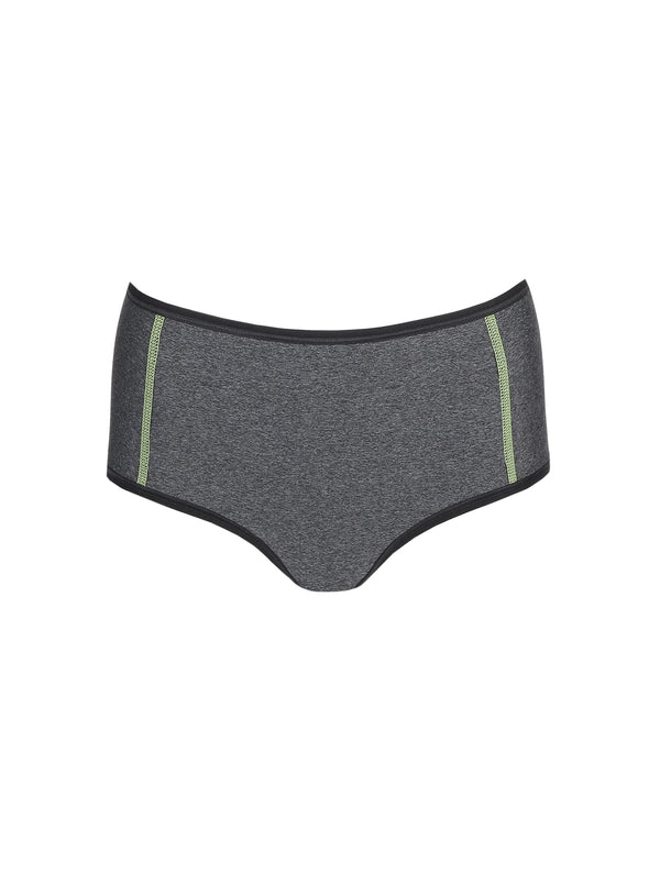 The Sweater Sports Briefs - Cosmic Grey
