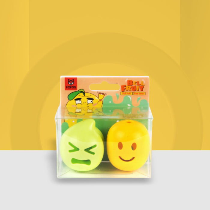 Fofos Bell Fruit Toy (Yellow & Green)