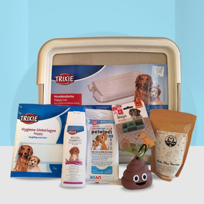 The Petfeast Puppy Hamper
