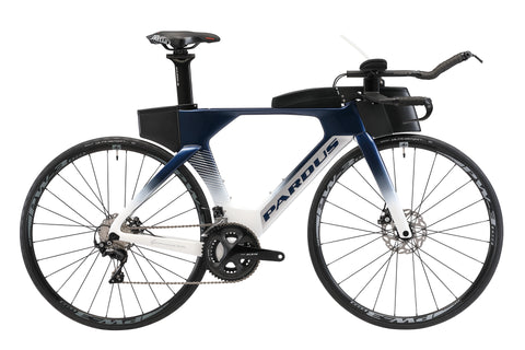 Pardus Geomera ultra disc-105 Triathlon bike