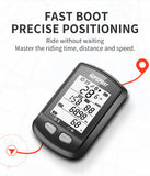 iGPSPORT iGS10 S GPS Bicycle Computer Wireless Speedometer Odometer