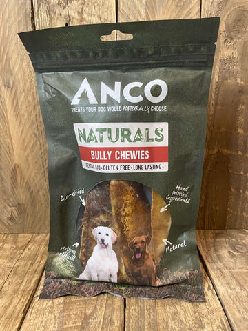 Bag of bully chews