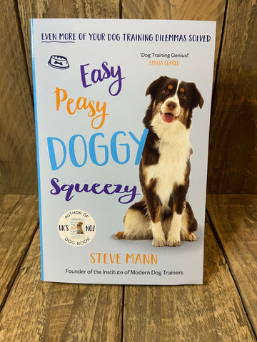 Book Easy Peasy doggy squeezy