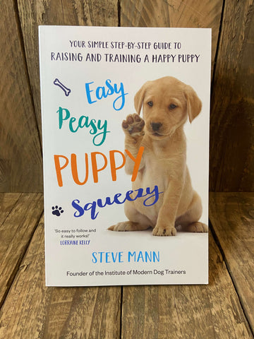 Book easy peasy puppy squeezy