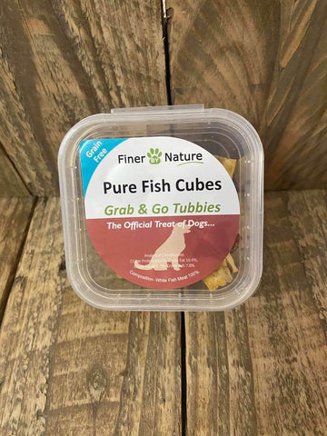 Finer by Nature Fish Cubes