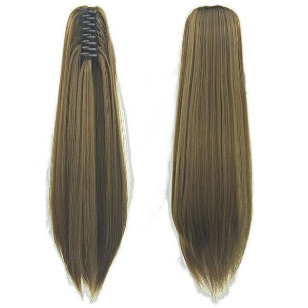 ORIGINAL RAPUNZEL CLIP-ON PONYTAIL EXTENSIONS