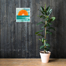 Load image into Gallery viewer, Tangerine Poster