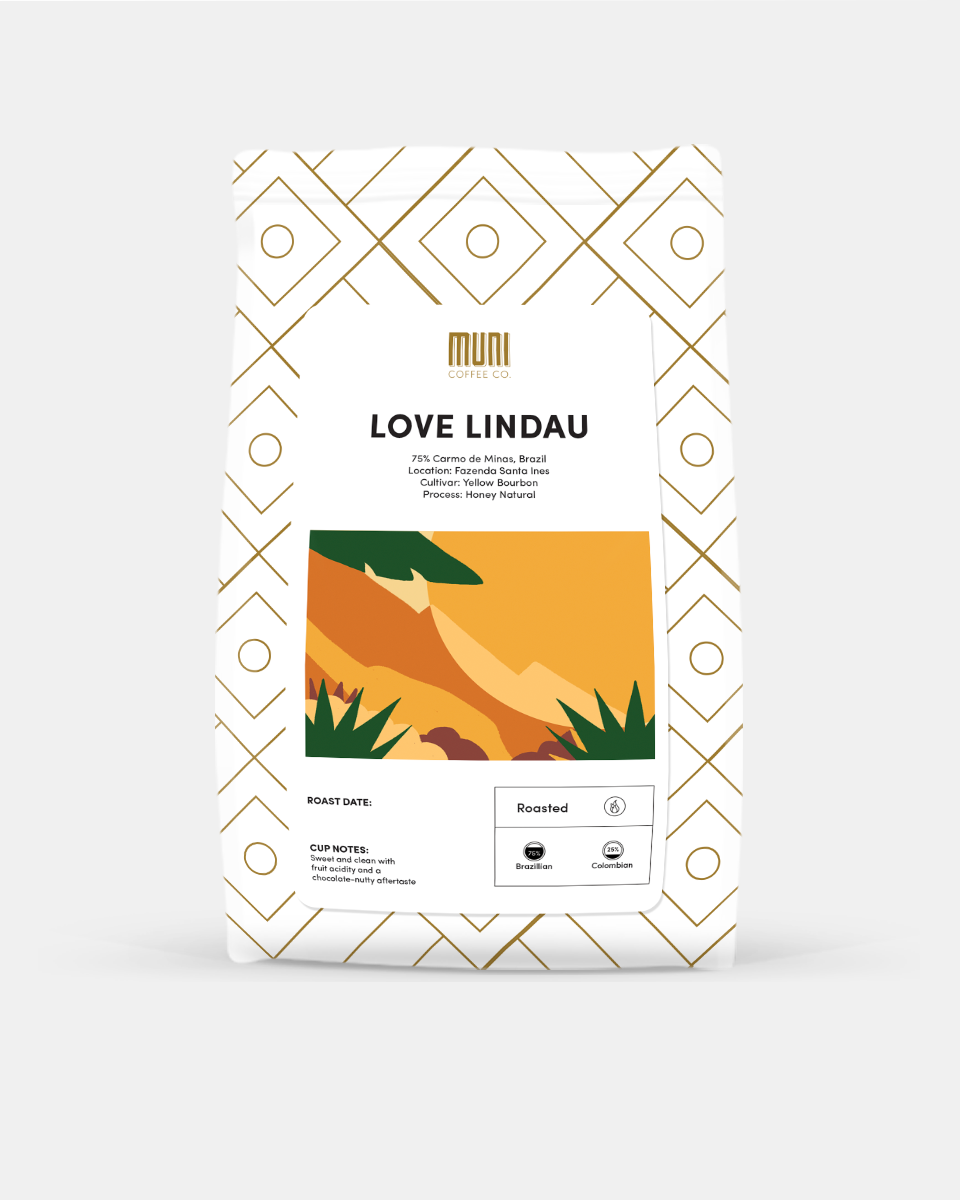Love Lindau Blend - Municoffee Company GbR