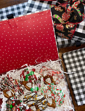 Load image into Gallery viewer, Holiday Pretzel Assortment Box