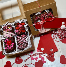 Load image into Gallery viewer, Valentine's Day Choc Covered Krispy Bars