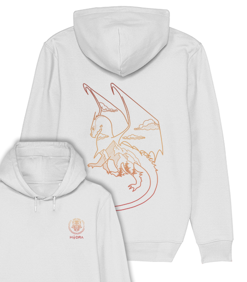 Dragon Sweat 100% bio Blanc