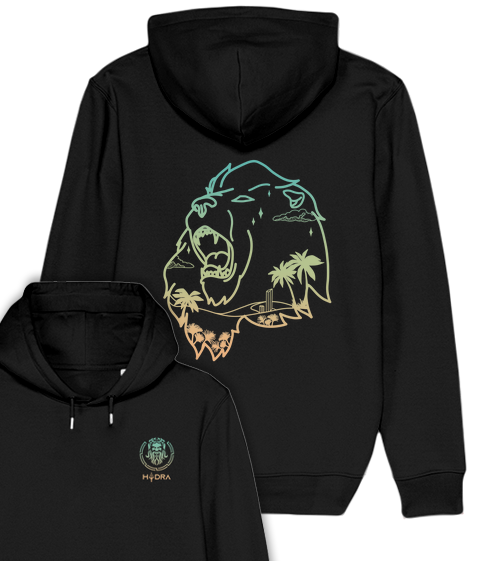 Lion Sweat 100% bio Noir