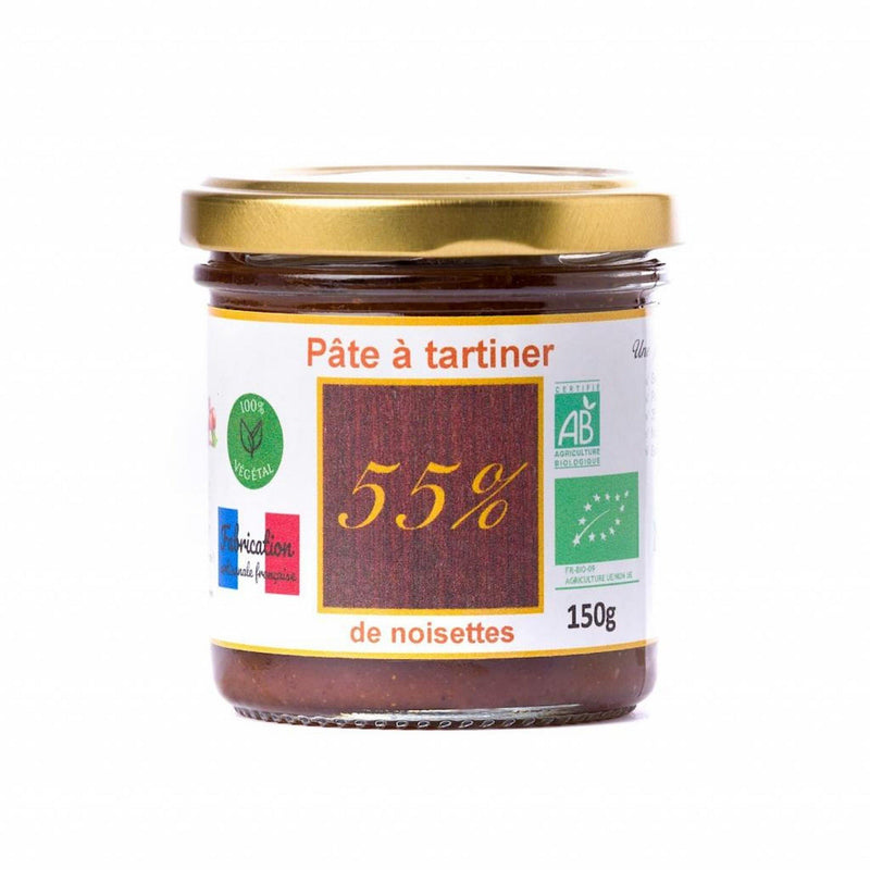 Pack découverte pâtes à tartiner bio Natural'sace - PandaPlace.eco | La Marketplace éco-responsable