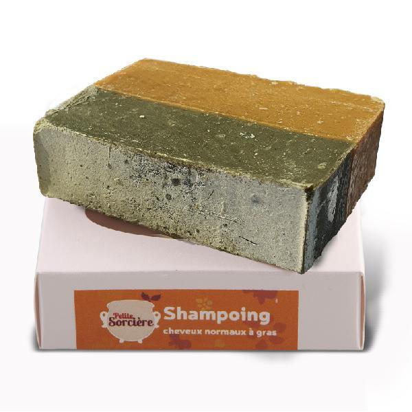Shampoing cheveux normaux à gras