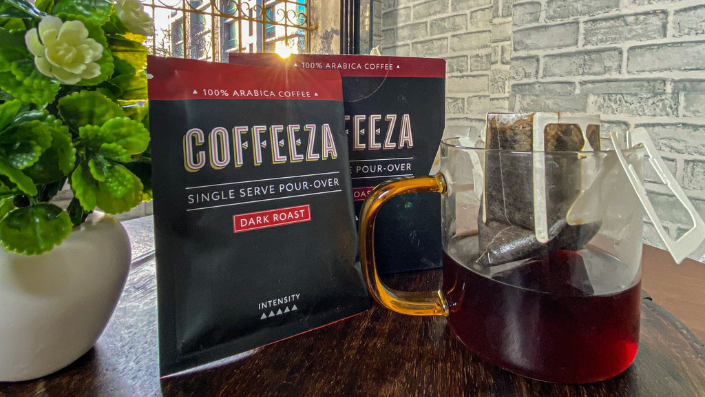 5 Reasons for Why you need to try Coffeeza's Pour-Over Coffee