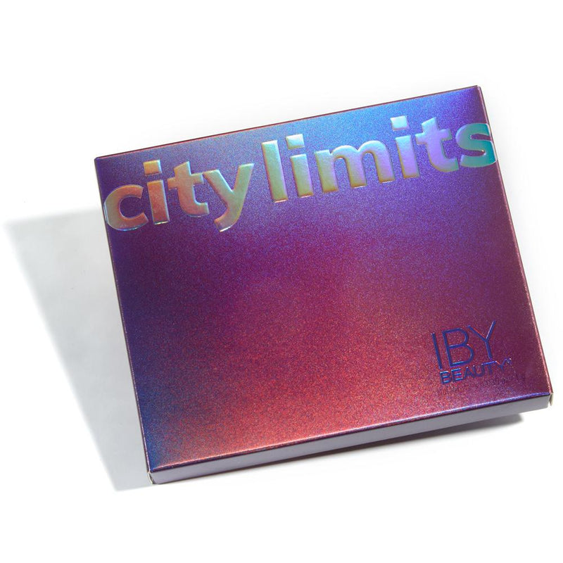 IBY Beauty City Limits Eyeshadow Palette