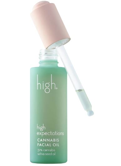 High Expectations Cannabis Facial Oil