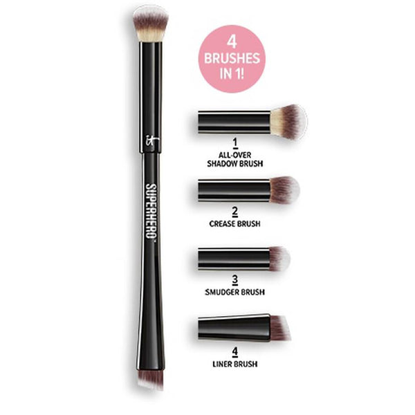 Superhero™ 4-in-1 Eye-Transforming Super Shadow and Liner Brush