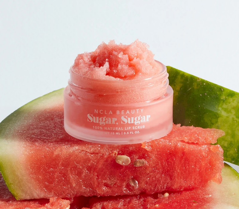 NCLA Watermelon Lip Scrub