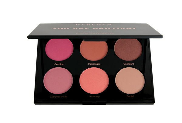 You Are Brilliant Pro Blush Palette