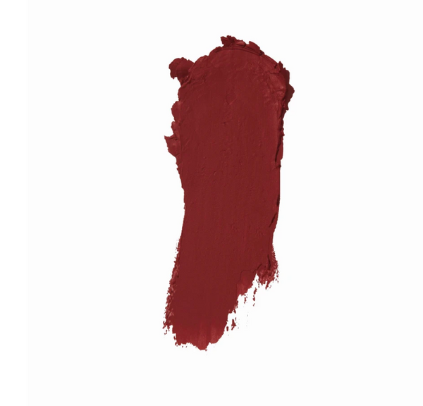 I Am The Best Matte Lipstick Mahogany Red