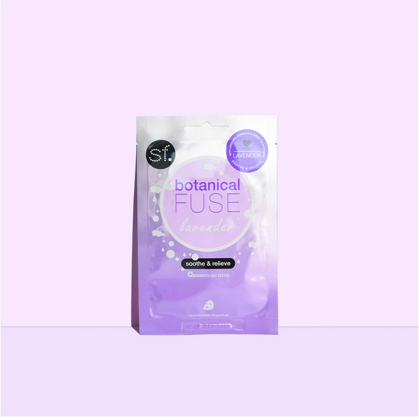 Botanical FUSE Lavender Sooth & Relieve Sheet Mask