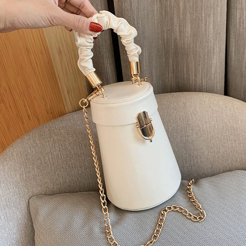 Wild Bucket Chain Handbags
