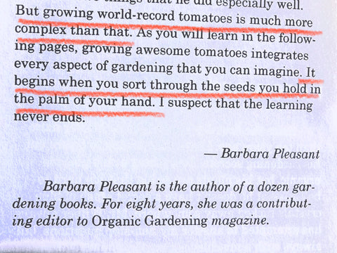 How to Grow Word Record Tomatoes