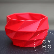 Load image into Gallery viewer, Modern Geometric 4-inch Planter Pot