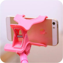 Load image into Gallery viewer, Universal Lazy Holder Arm Flexible Mobile Phone Stand Holder Bed Desk Table Clip Gooseneck Bracket For Phone 1 Pc Chrismas Gift