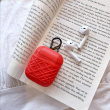 Load image into Gallery viewer, Protective Case For Airpods Wireless Bluetooth Cross Lines Pc Headset Cover Fall