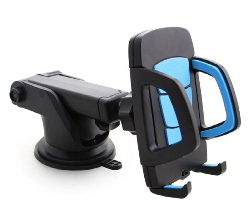 Shield Multifunction Car Phone Bracket Car Use Meter Station Navigation Bracket Silica Gel Bottom Battery Bracket