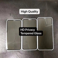 Load image into Gallery viewer, New Iphone12 Full Screen Anti-peeping Tempered Film Apple 12promax Mobile Phone Protective Film Anti-peeping Film