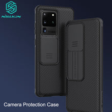 Load image into Gallery viewer, Camera Protection Case For Samsung Galaxy S20 /Plus /Ultra NILLKIN Slide Protect Cover Lens Protection Case For Samsung Note 20