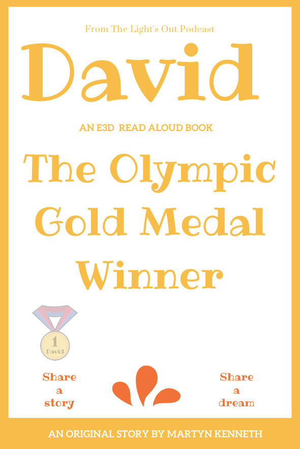 David - The Gold Medal Winner by Martyn Kenneth 2021 free books for 2021