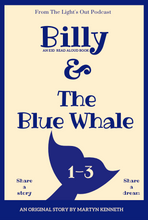 Load image into Gallery viewer, Billy and The Blue Whale By Martyn Kenneth - 2021 books giveaway for 2021