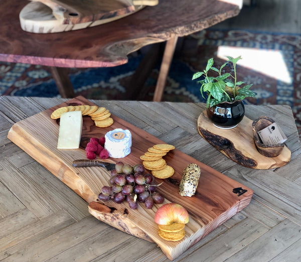 Redwood Charcuterie and Cutting Board