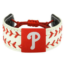 Load image into Gallery viewer, Philadelphia Phillies Bracelet Classic Two Seamer