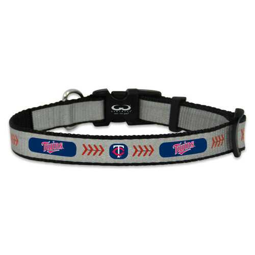 Minnesota Twins Reflective Small Baseball Collar