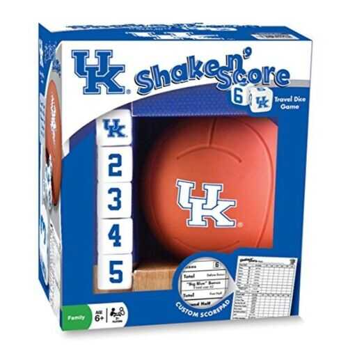 Kentucky Wildcats Basketball Shake N' Score Game - Special Order