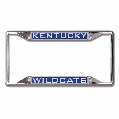 Kentucky Wildcats License Plate Frame - Inlaid Special Order