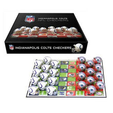 Load image into Gallery viewer, Indianapolis Colts Checker Set