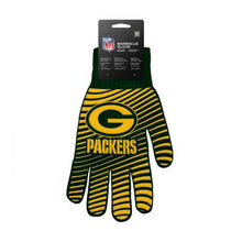 Load image into Gallery viewer, Green Bay Packers Glove BBQ Style